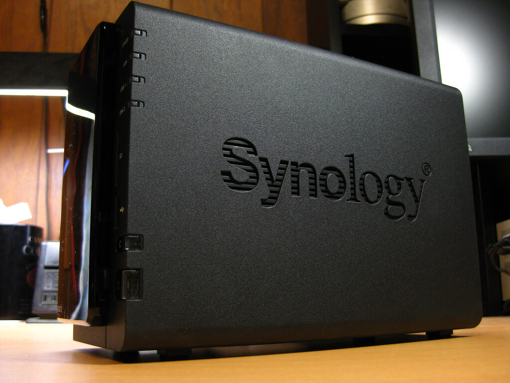 Synology NAS Recovery-Stellar