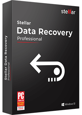 Stellar Data Recovery Pro to perform RAW data recovery